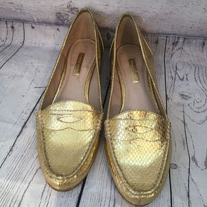 d9cde89f84a Louise et Cie Shoes - Louise et Cie Snake Embossed Penny Loafer